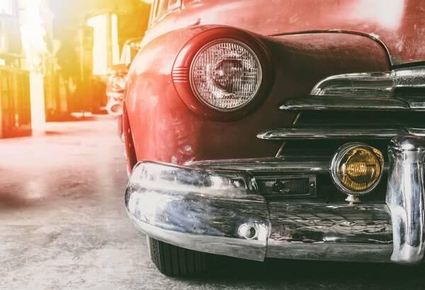 Rejestracja pojazdu zabytkowego