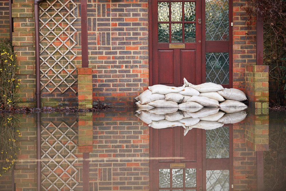 Ubezpieczenie domu przed powodzią i zalaniem