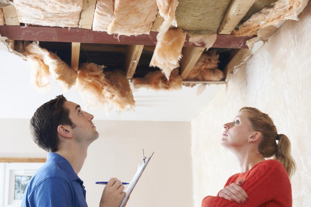 Prawidłowe zgłoszenie szkody w domu
