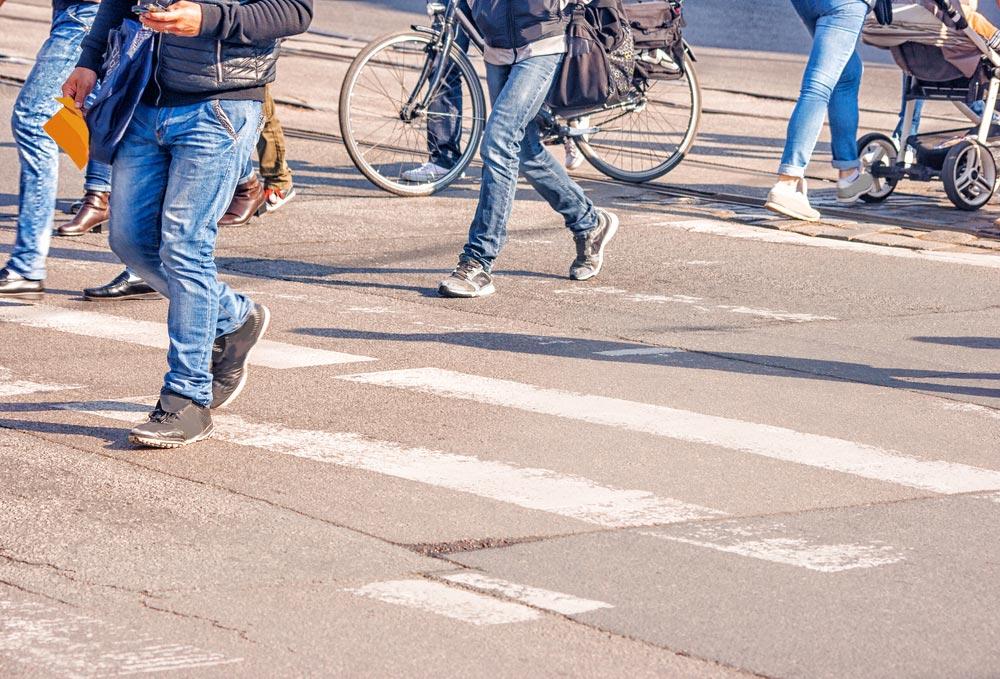 Kiedy pieszemu nie przysługuje odszkodowanie od kierowcy