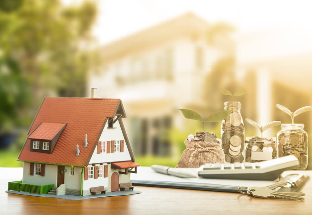 Mały domek rodzinny