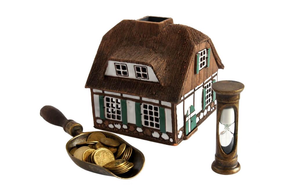 Dom z kredytem hipotecznym