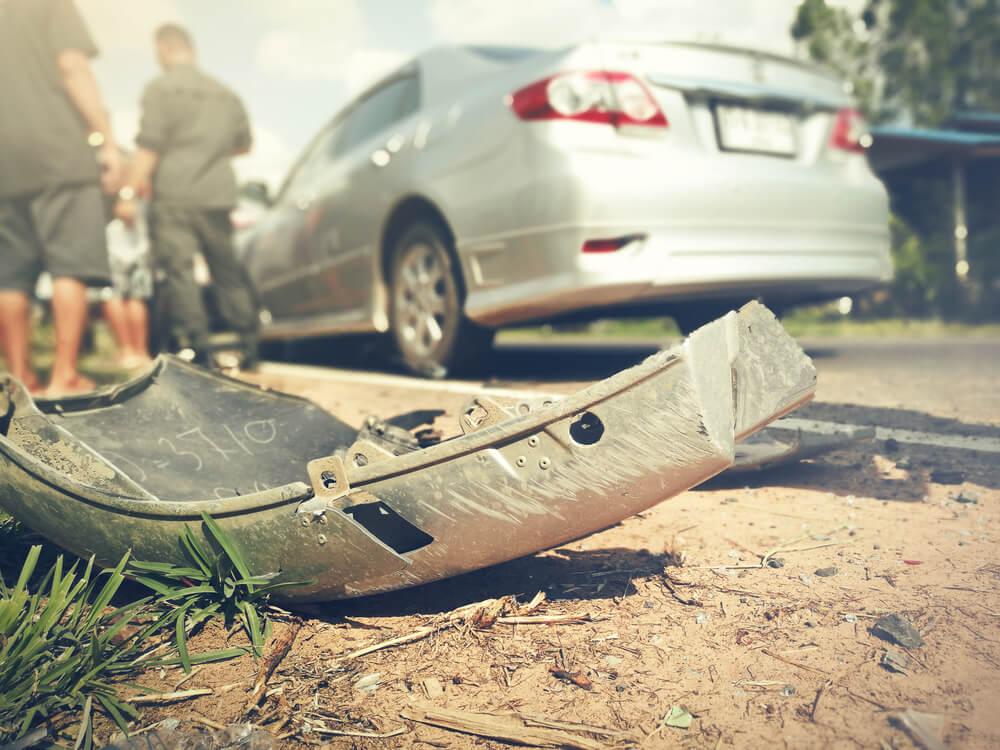 Wypadek samochodowy a odszkodowanie