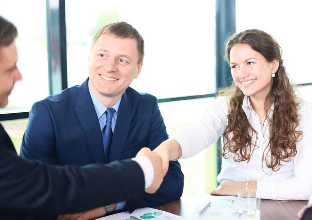 Negocjacje bankowe z pracownikiem zakończone sukcesem