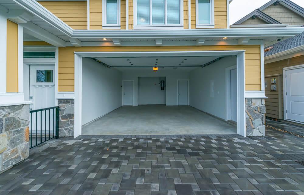 Ubezpieczony garaż