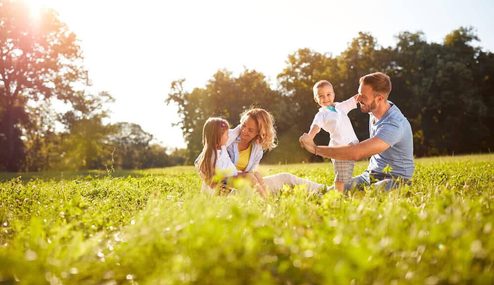Rodzina z ubezpieczeniem grupowym