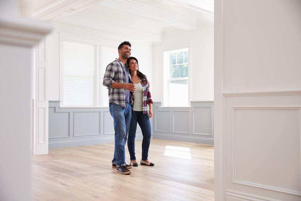Para skorzystała z promocji na kredyt hipoteczny i cieszy się z mieszkania
