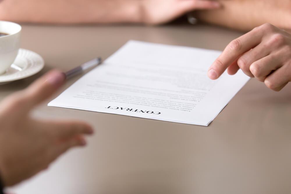 Umowa kredytu zawierająca raty malejące
