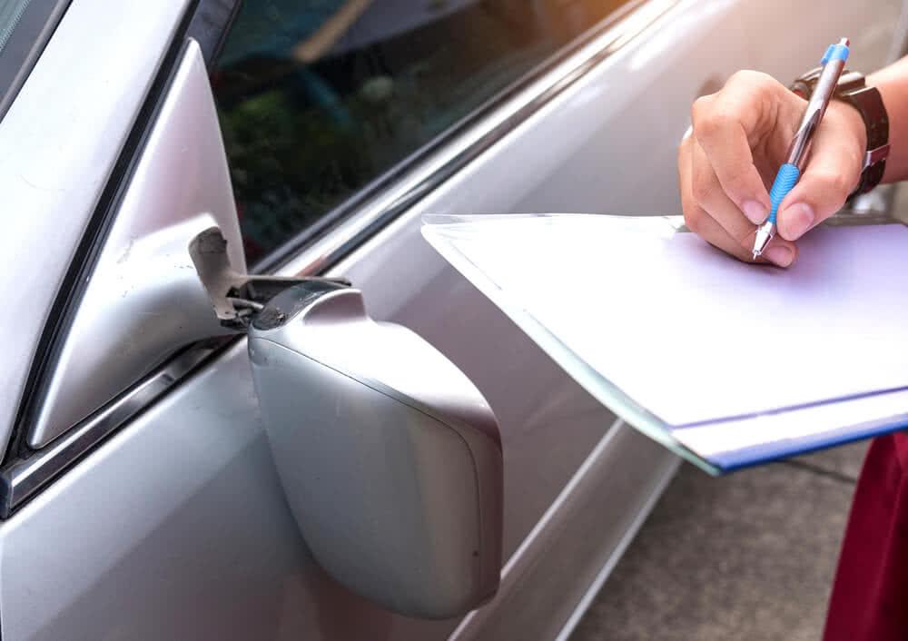 Spisywanie oświadczenia o wypadku do skorzystania z zadośćuczynienia