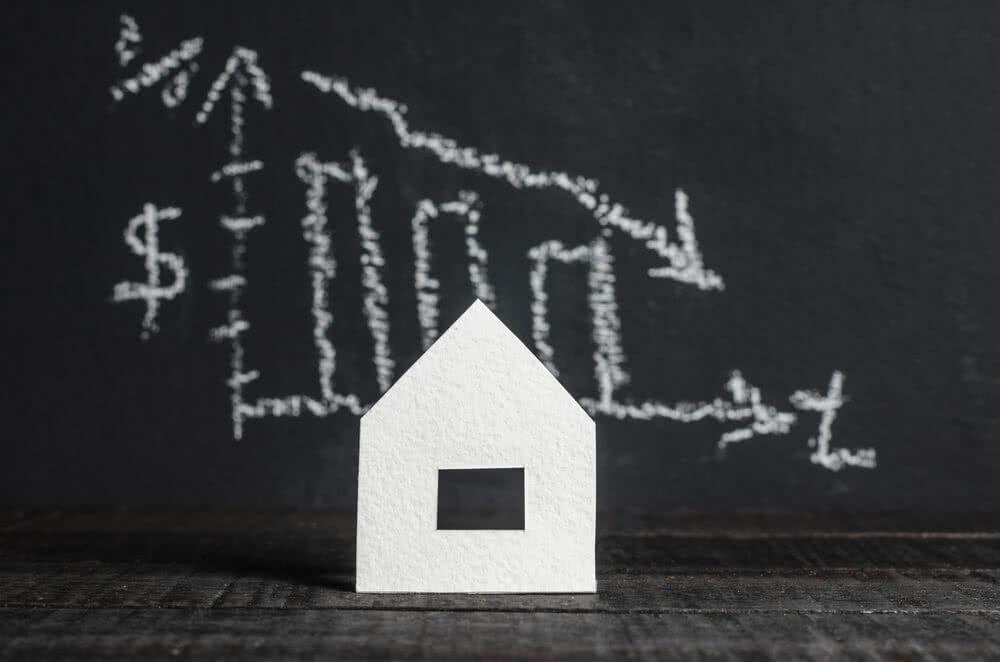 Symbol spłaty kredytu hipotecznego