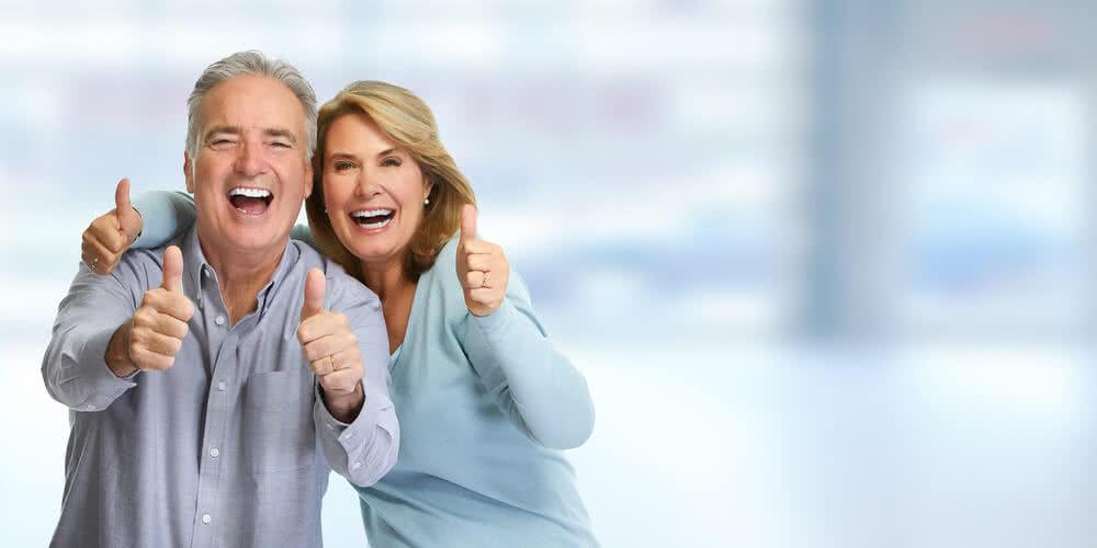 Seniorzy z ubezpieczeniem na życie