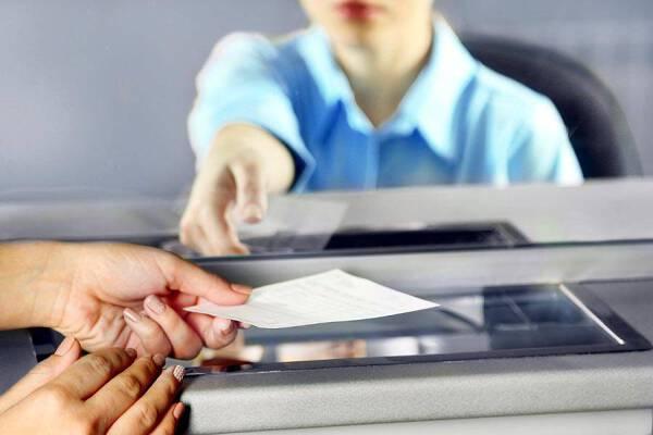 Płatność mandatu w banku