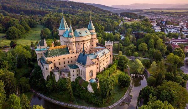 Porówneo: Słowacja – nie tylko dla wielbicieli starych zamków