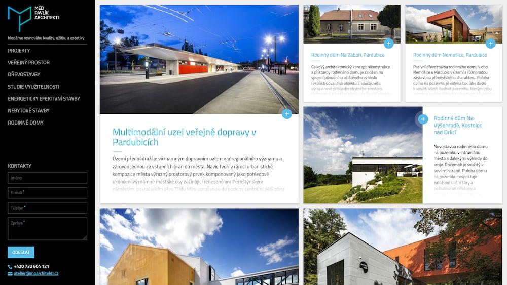 Med & Pavlík - Architekti
