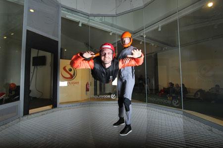 christoffer björkwall upplevelse fallskärm