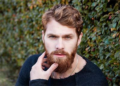12 julklappar till en man med ett respektingivande skägg