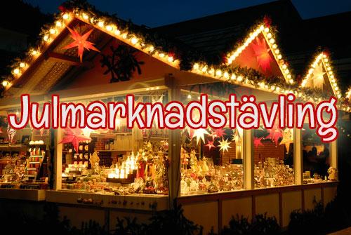 Julmarknadstavling