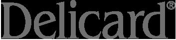 Delicard logo