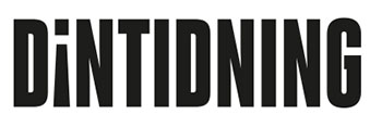 Dintidning logo