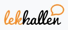 Lekhallen logo