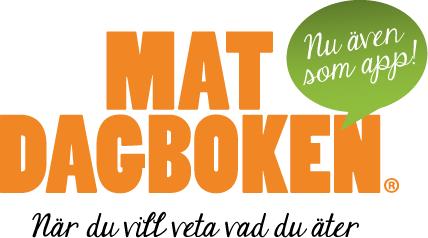 Matdagboken logo