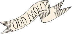 Oddmolly logo
