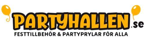 Partyhallen logo