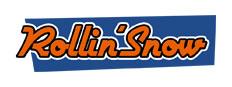Rollin snow logo