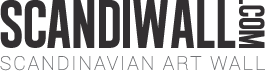 Scandiwall logo