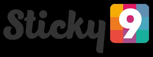 Sticky9 logo