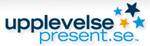 Upplevelsepresent logo