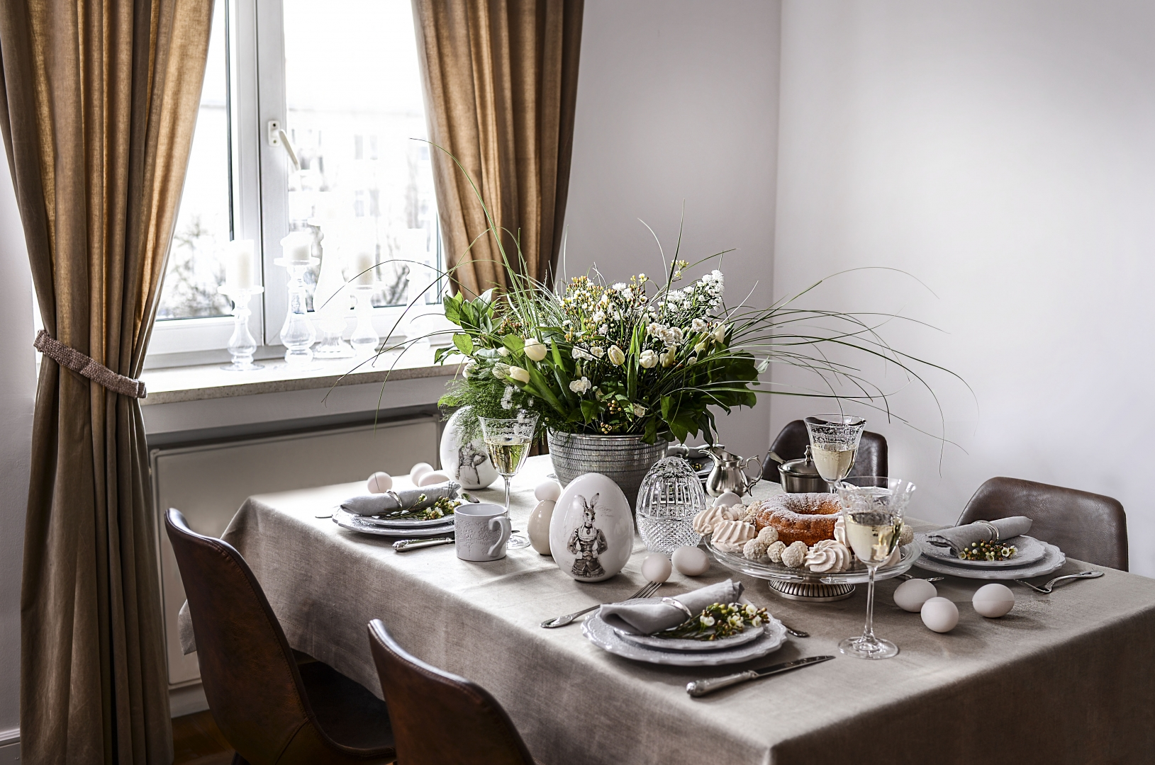 Wielkanocne Inspiracje Ozdoby I Dekoracje Do Domu I Na Stół