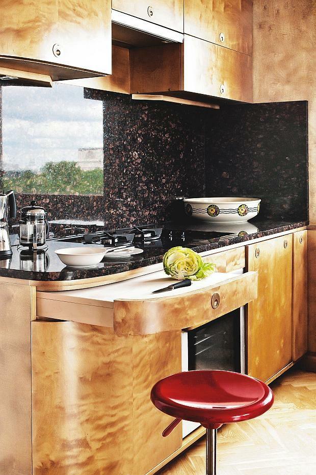 ściany W Kuchni Nad Blatem Co Zamiast Płytek Przegląd