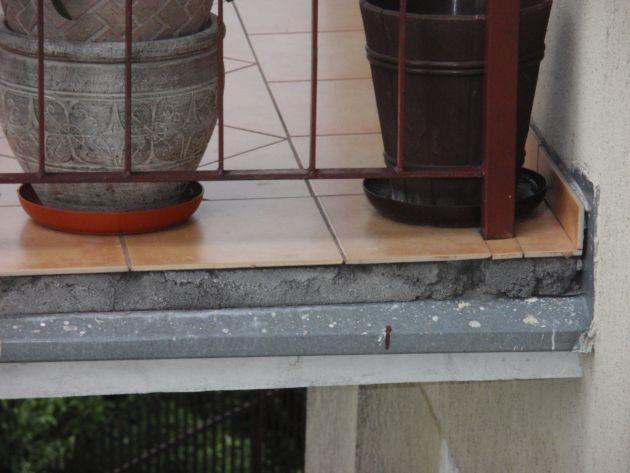 Schody Tarasy Balkony Jak Układać Płytki Na Zewnątrz