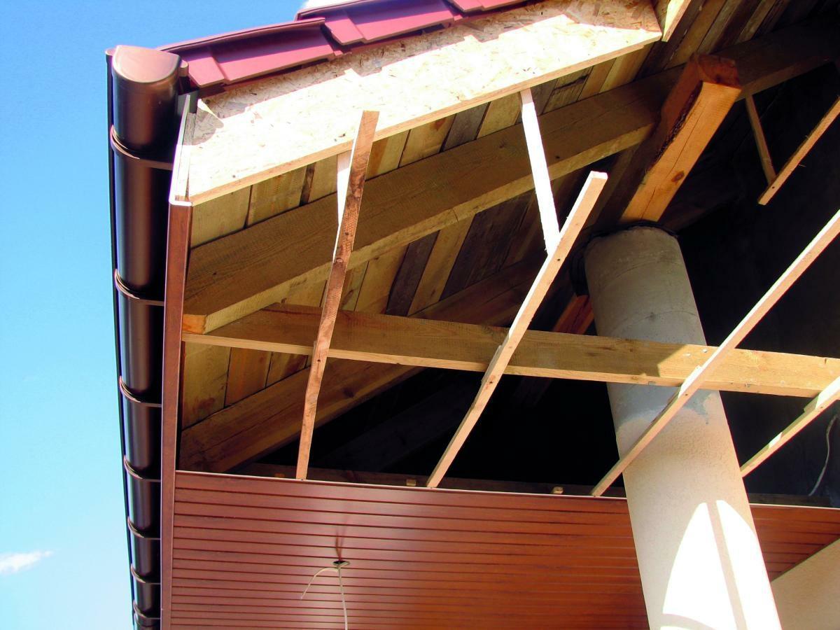 Podbitka Dachowa Prawidłowy Montaż ładny Dom