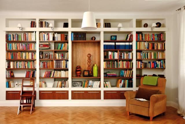 Regały Na Książki Który Wybrać I Jak Dopasować Do Wnętrza