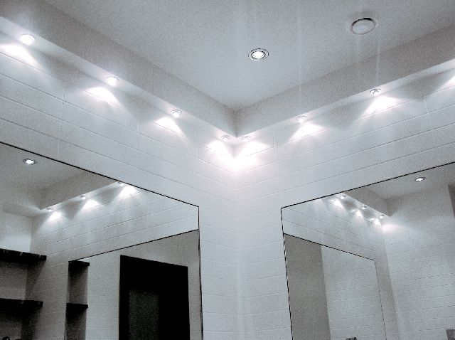 Przyklejanie Lustra W łazience ładny Dom