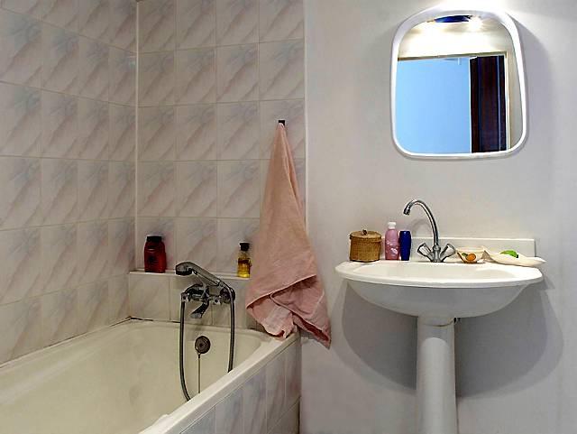 Tania Metamorfoza Małej łazienki