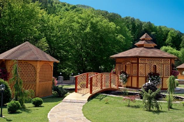 Altany I Pawilony W Ogrodzie Wybór Koszty Budowa