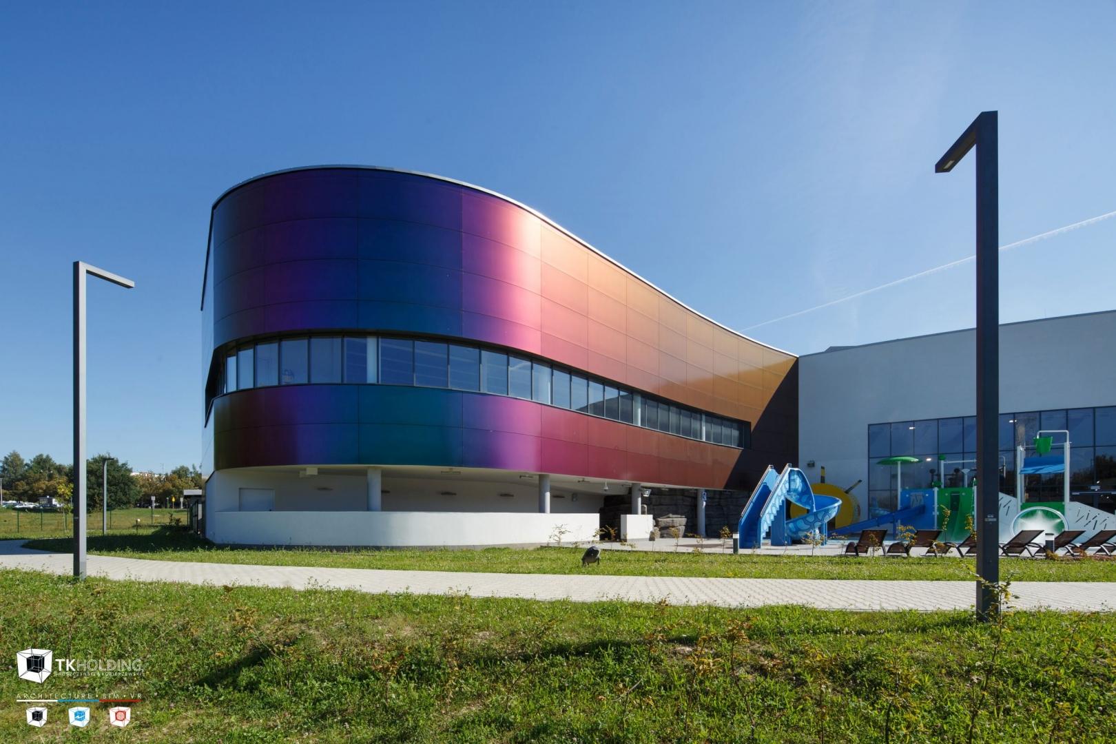 Wodny Park Tychy W Finale Konkursu World Building Of The