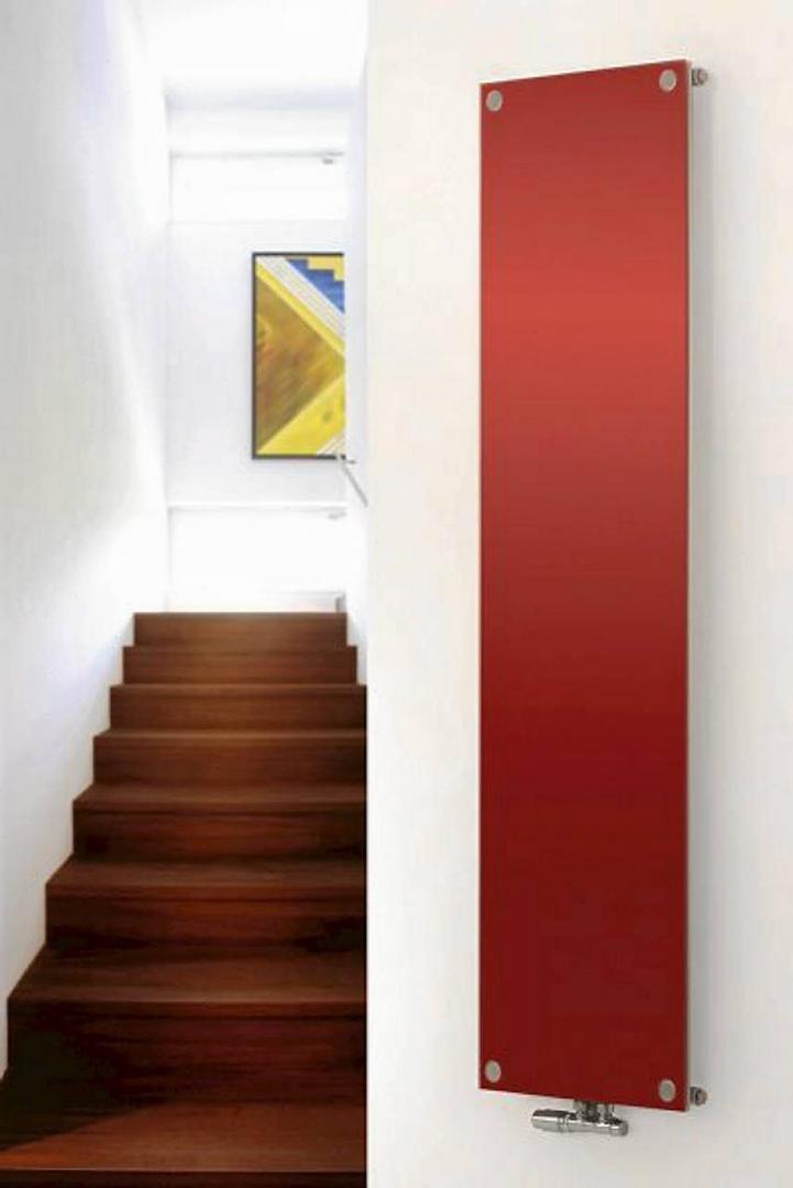 Grzejniki Dekoracyjne W Przedpokoju ładny Dom