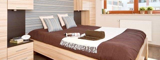 Sypialnie Pełne Dobrych Snów ładny Dom