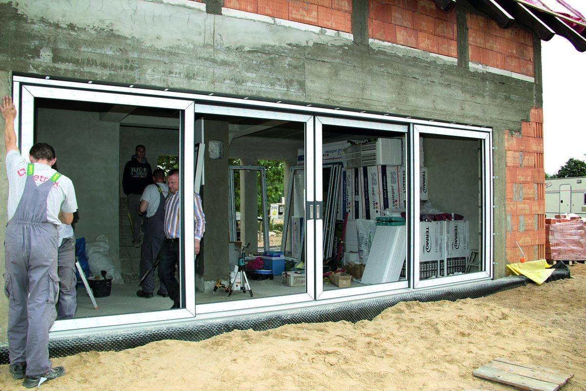 Ile Kosztują Duże Okna Tarasowe ładny Dom