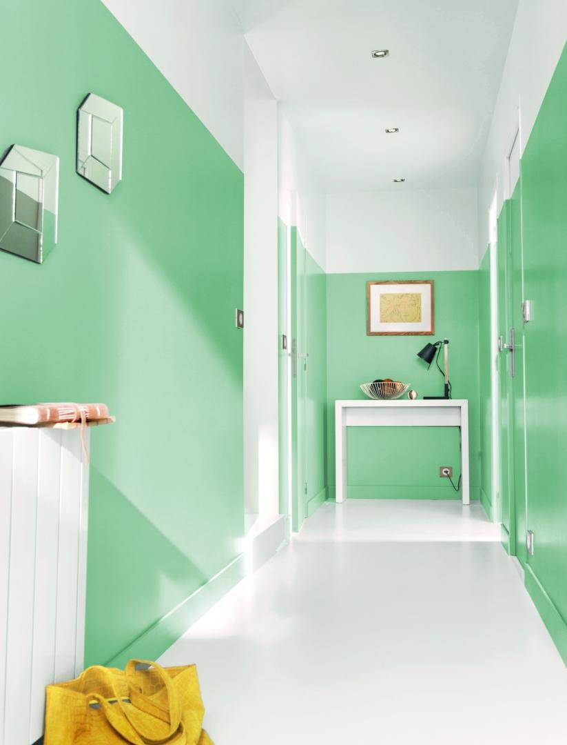 Miętowy Kolor We Wnętrzach Z Czym łączyć Miętowy ładny Dom