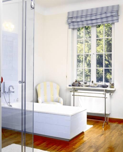 Otwarte Półki W łazience