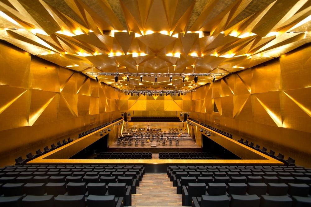 Znalezione obrazy dla zapytania: filharmonia szczecin architekt