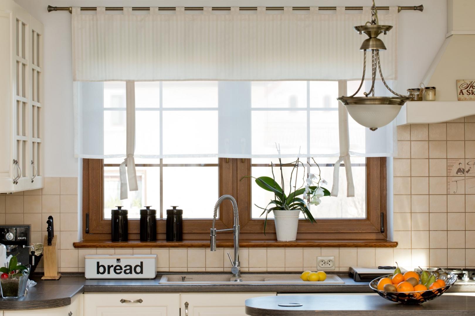 Jak Zaaranżować Okno W Kuchni