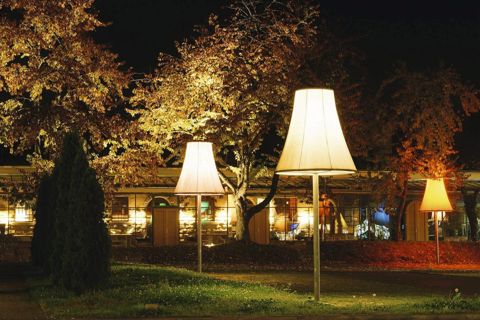 Oświetlenie Do Ogrodu