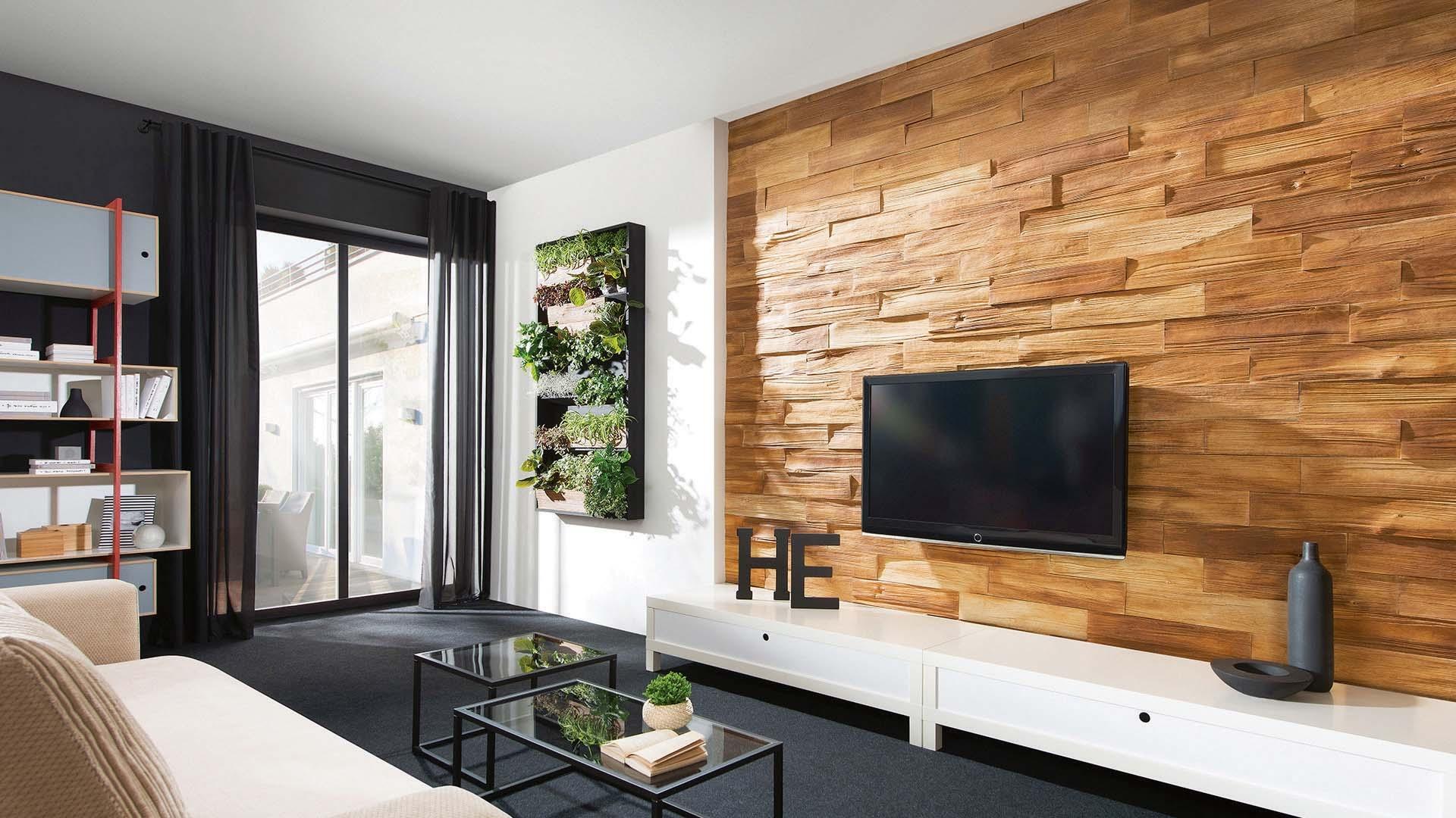 Drewno Na ścianach Czyli Nowoczesne Drewniane Okładziny