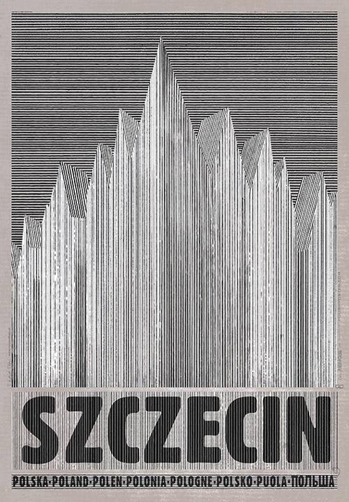 Polska Plakaty Ryszarda Kai Wystawa Na Trł Print Bryła